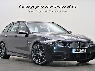 begagnad BMW M550 d xDrive Touring / M-Sport / SE SPEC