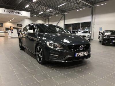usado Volvo V60 D4 Business Advanced R-Design 2017, Kombi 229 500 kr