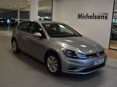 begagnad VW Golf TSI 115 MAN PLUSPAKET