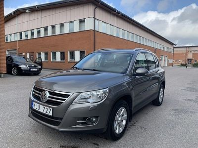 begagnad VW Tiguan 1.4 TSI 4Motion Plus 150hk