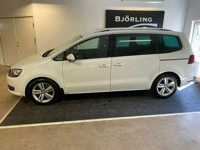 begagnad VW Sharan 2.0 TDI 4Motion Premium 7-sits Drag 184hk