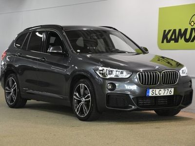 usata BMW X1 20d xDrive M-sport Head-up (190hk)