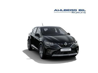 begagnad Renault Captur PhII TCe 90 Zen II 2019, Halvkombi 191 300 kr