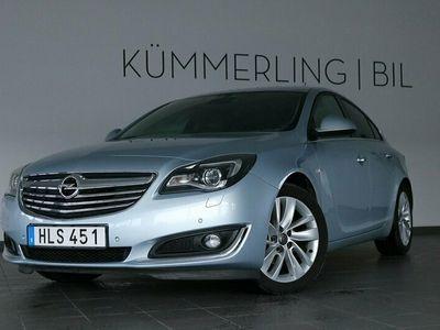begagnad Opel Insignia 2.0 CDTI ecoFLEX Keyless Vhjul 2014, Halvkombi 104 900 kr