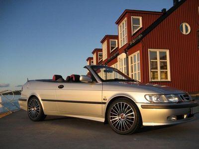 begagnad Saab 9-3 Cabriolet 2.0t