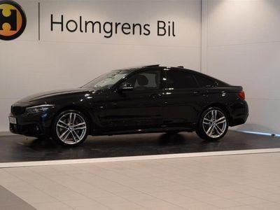 begagnad BMW 435 d xDrive GC M-Sport - Innovation Edition (313hk)