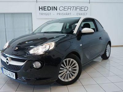 begagnad Opel Adam JAM 1.4 90hk Automat