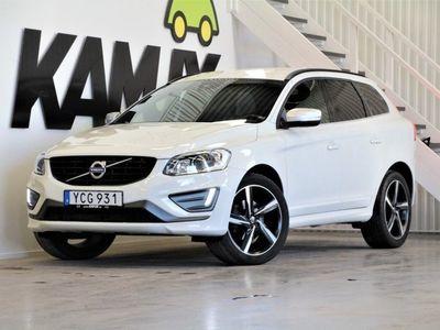 begagnad Volvo XC60 D4 AWD | R-Design | VOC | BE