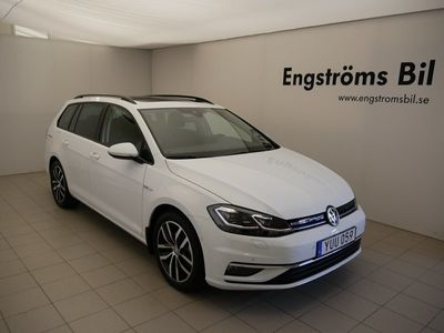 begagnad VW Golf Sportscombi TSI 130Hk DSG Panorama
