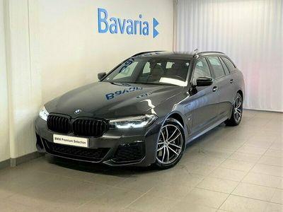 begagnad BMW 530 e xDrive Touring M-Sport Drag Läder Nypris 698 350 Kr