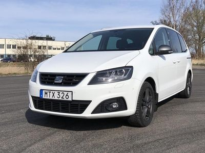begagnad Seat Alhambra 2.0 TDI 4WD (184hk)