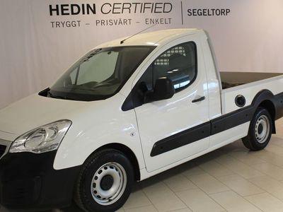 used Peugeot Partner Pickup 1,6 HDI S+V-hjul