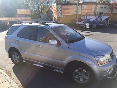 begagnad Kia Sorento 2,5 EX CRDI AUT SKIN DRAG