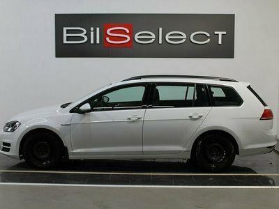 begagnad VW Golf Sportscombi 1.6 TDI BlueMotion Style 110hk