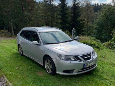 begagnad Saab 9-3 TTID