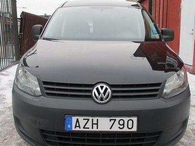 begagnad VW Caddy Maxi Life Caddy Maxi V-inr 2012, Personbil 69 900 kr