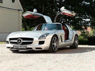 begagnad Mercedes SLS AMG 63 AMG Coupé Exclusive 571h