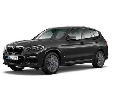 begagnad BMW X3 Hybrid / M Sport / Connected