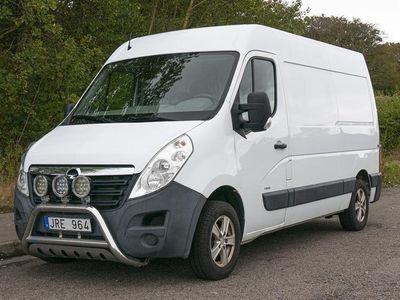 begagnad Opel Movano Van 2.3