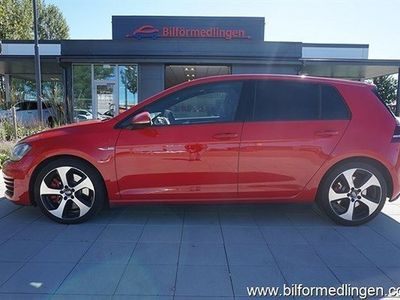 begagnad VW Golf VII GTI Performance VII 5dr 230hk DSG Pluspaket Park Assist Sve