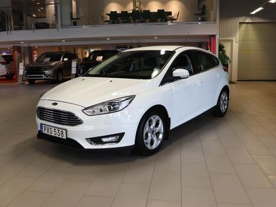 begagnad Ford Focus 2014, Halvkombi 114 800 kr