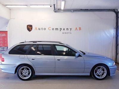 begagnad BMW 530 i/AUTOMAT/DRAG/BUSINESS/231HK