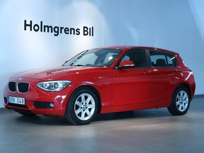 begagnad BMW 118 d 5d 143hk Xenon Psensor
