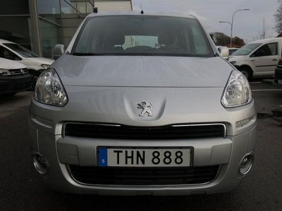 begagnad Peugeot Partner Tepee 1.6 VTi 120hk
