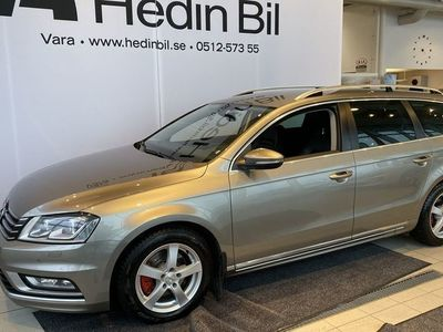 begagnad VW Passat 2.0 BlueMotion 4Motion