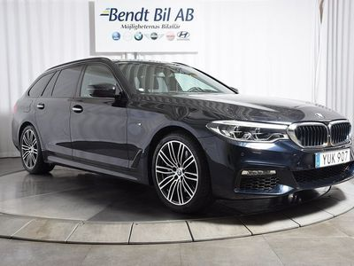 begagnad BMW 530 d xDrive Touring / Innovation Edition