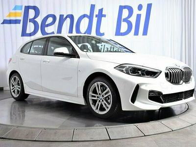 begagnad BMW 118 i M Sport / Automat / Adaptiv farthållare / HiFi