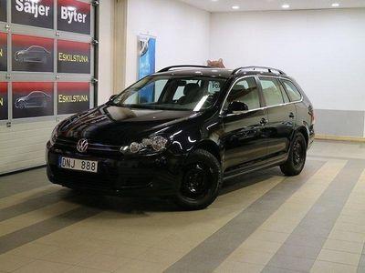 begagnad VW Golf 1.6 TDI Style-Endast 3300 Mil