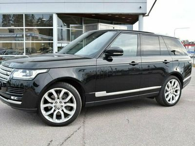 begagnad Land Rover Range Rover 4.4 SDV8 AWD MASSAGE / DRAG / 340hk