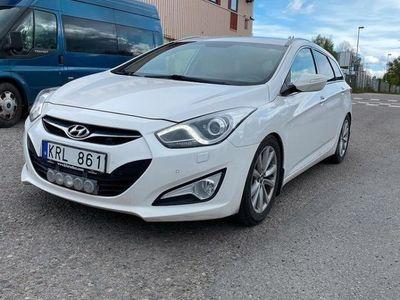 begagnad Hyundai i40 cw 1.7 CRDi Automat 136hk