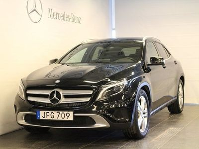 begagnad Mercedes GLA200 CDI d, Harman & Kardon, Värmare