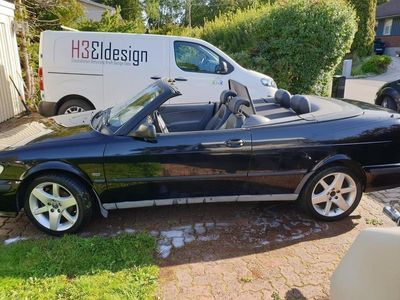 begagnad Saab 9-3 Cabriolet 2.0 -99