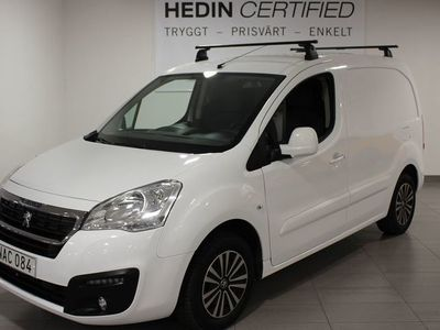 gebraucht Peugeot Partner Van 1.6 BlueHDi EGS 99hk