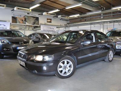begagnad Volvo S60 /2.4 TURBO/AWD 200 HK/AUT