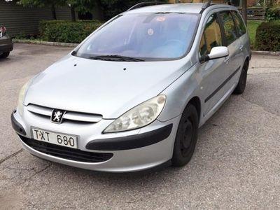 begagnad Peugeot 307 1.6 automat -03
