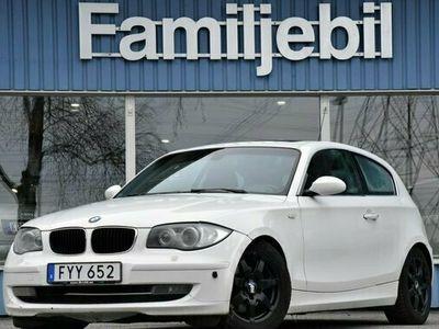 begagnad BMW 120 d 3dr, Automat Taklucka Drag Xenon 2007, Halvkombi Pris 54 700 kr