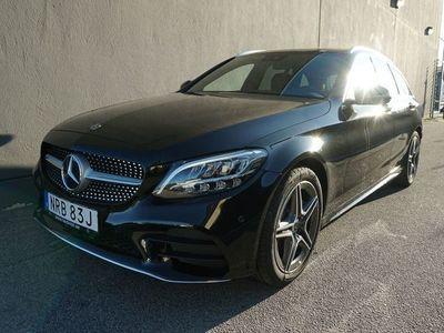 begagnad Mercedes C200 d 9G-Tronic Fleet Edition