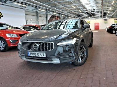 begagnad Volvo V90 CC D4 AWD Business 2017, Kombi 278 900 kr