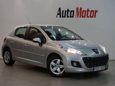 begagnad Peugeot 207 1.4 HDi 68hk Manuell 5-dörrar