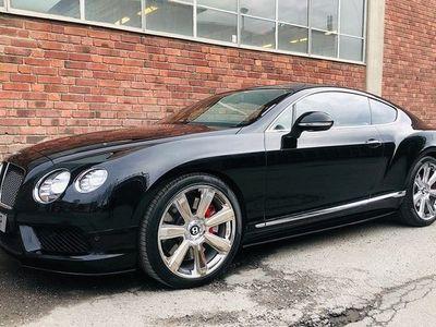 begagnad Bentley Continental GT V8 S Mulliner pkt 2015, Sedan 949 000 kr