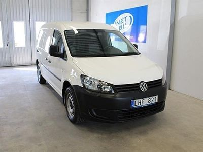 gebraucht VW Caddy Maxi 2.0 Ecofuel Nybes 109hk