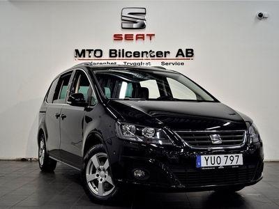begagnad Seat Alhambra 1.4 TSI Ecomotive DSG EU6 7-sits 150hk