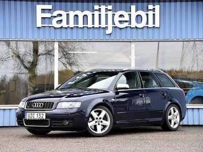 gebraucht Audi S4 4.2 Avant (344hk) 13000 mil/S&V hjul/Svensksåld