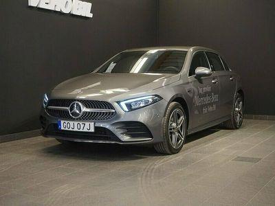 begagnad Mercedes A250 e SE AMG Line Advantagepaket