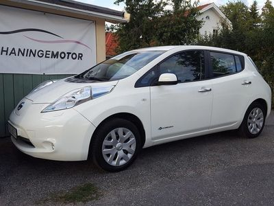 begagnad Nissan Leaf 24 kWh Single Speed 109hk/LÅGA MI -14