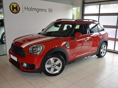 begagnad Mini Countryman ALL4 AUT EXPERIENCE / DRAG